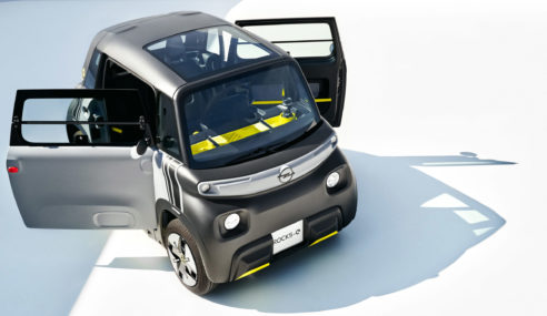 Opel Rocks-e o la Movilidad Urbana Sostenible