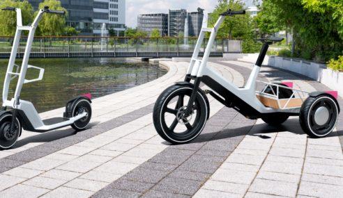 Innovaciones de micromovilidad sostenible BMW