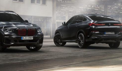 Precios BMW X5 y BMW X6 Black Vermilion Edition