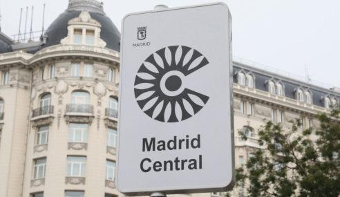 Nuevo Madrid Central y restricciones futuras