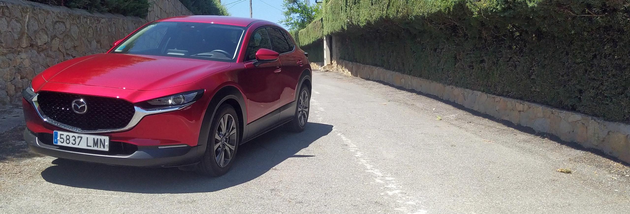 TestDrive - Mazda CX-30 con el motor revolucionario e-Skyactiv X