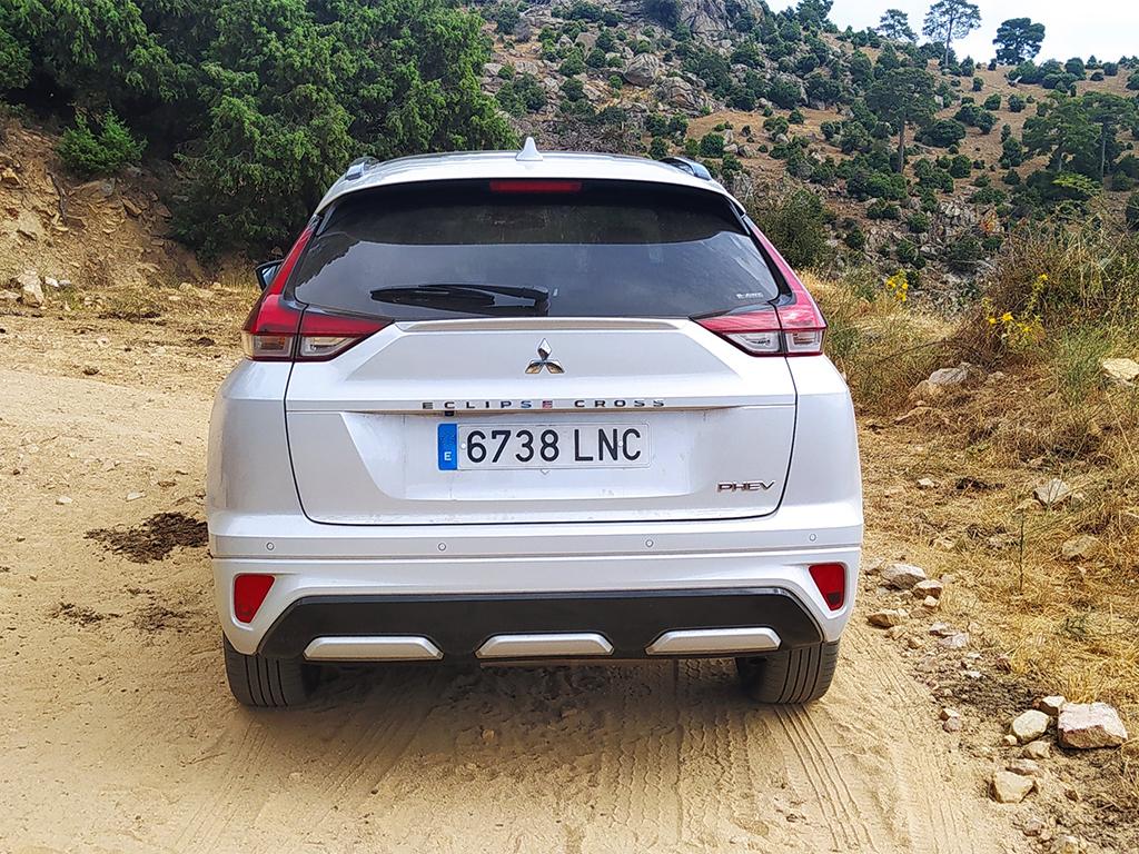 TestDrive - Mitsubishi Eclipse Cross PHEV, el SUV Coupé híbrido enchufable referencia del segmento