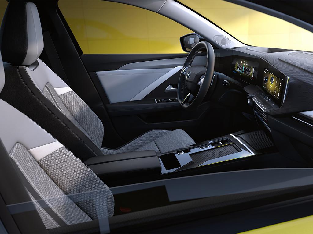 Nuevo Opel Astra, totalmente electrificado