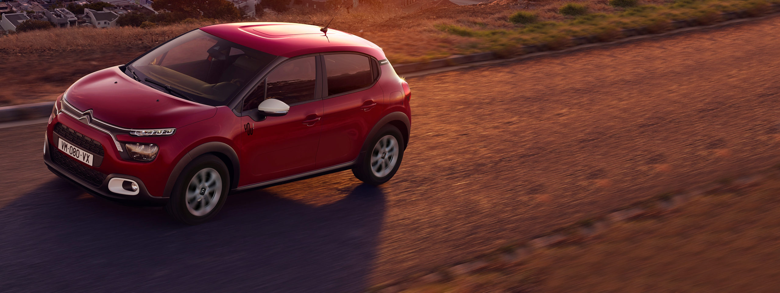 Serie especial Citroën C3 YOU!