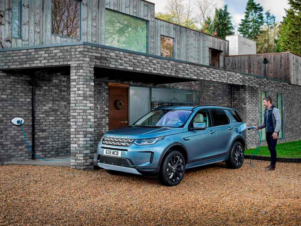 Jaguar Land Rover en el VEM2021