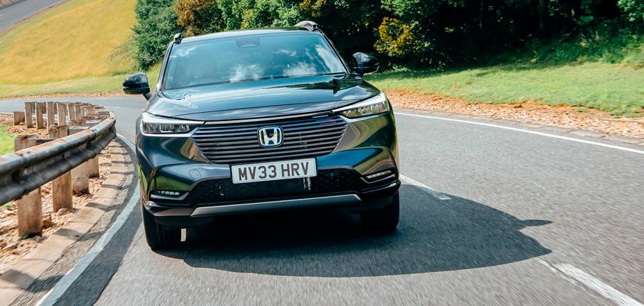 Honda HR-V e:HEV ya tiene precio