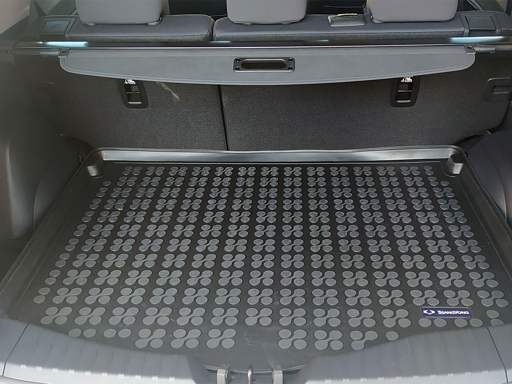 TestDrive - Ssangyong Tívoli Grand, mucho más que un enorme maletero