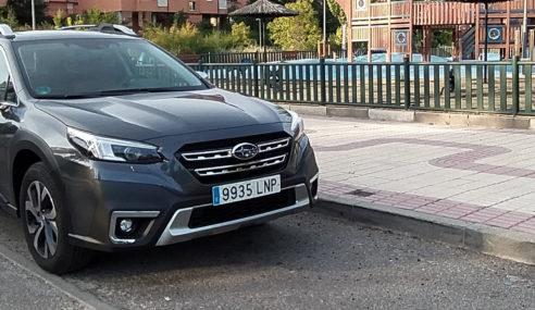 TestDrive – Subaru Outback el máximo exponente de Crossover familiar