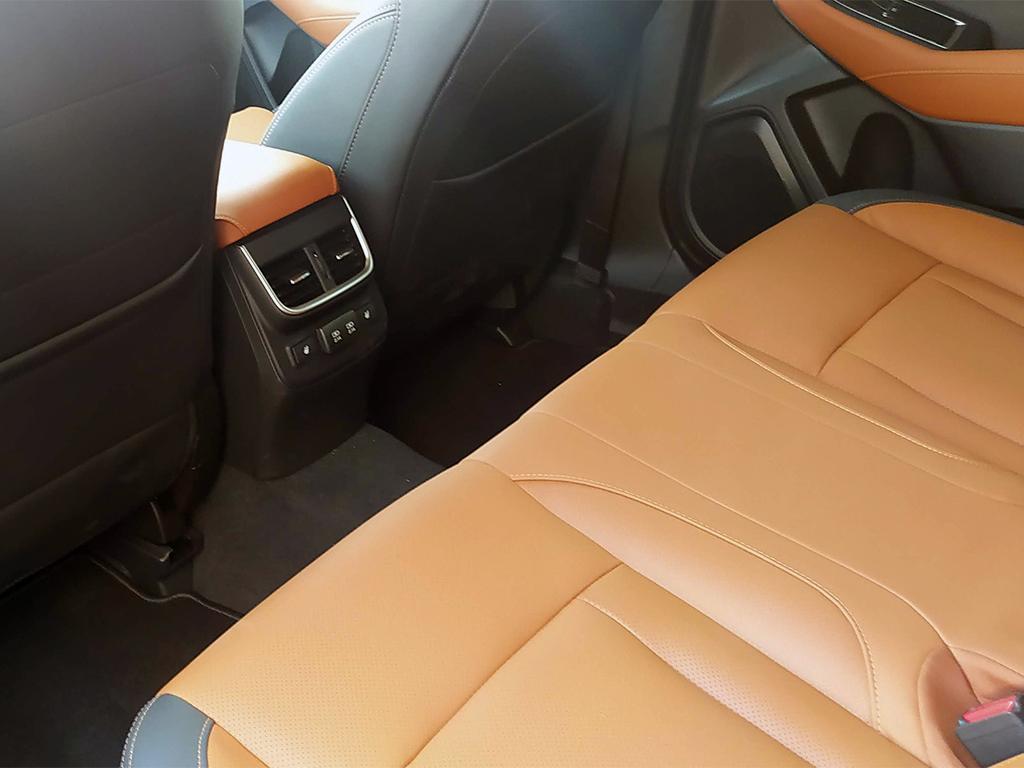 TestDrive - Subaru Outback el máximo exponente de Crossover familiar