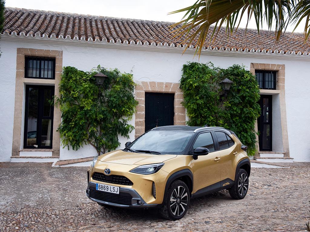 Toyota España lanza al mercado el Toyota Yaris Cross Electric Hybrid