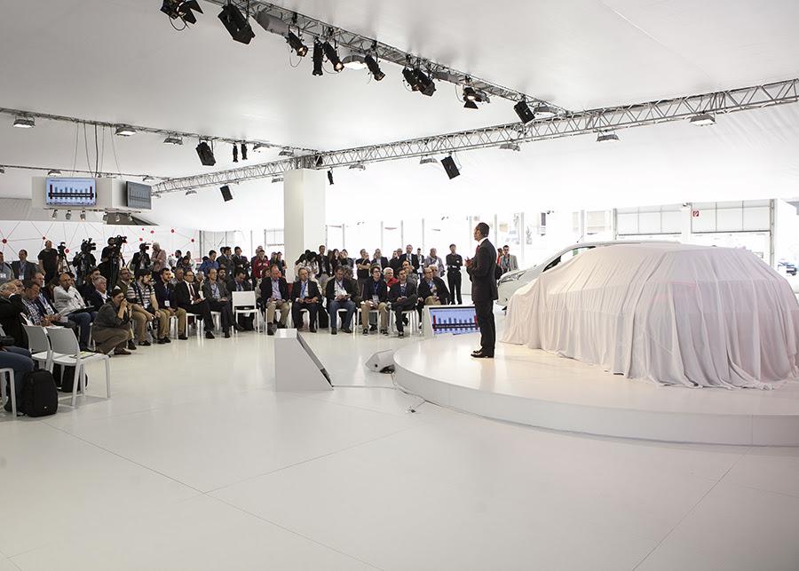 Salón del automóvil de Barcelona. Los vehículos eléctricos, protagonistas